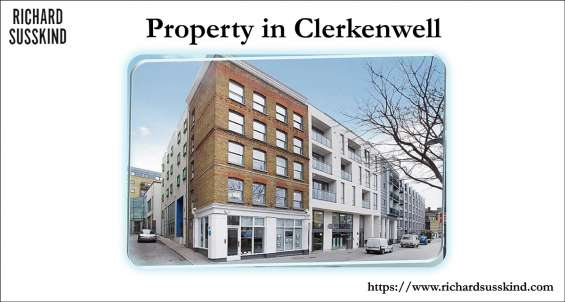 Property in clerkenwell | offices in london | london offices |