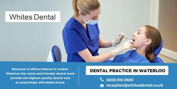 Emergency dentist london waterloo