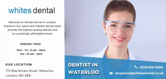 Orthodontist london waterloo