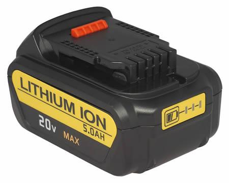 Power tool battery for dewalt dcb184