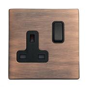 Buy online copper light switch