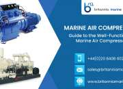 Hurry Up to Get the Best Quality Marine Air Compressor Spare Parts