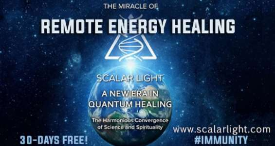 Learn about remote energy healing!