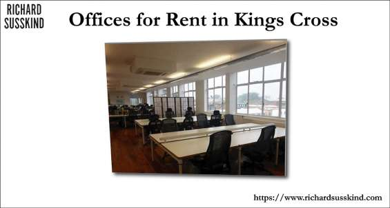 Offices for rent in kings cross | richardsusskihnd&company