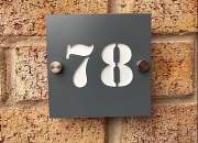 Buy House Name Plaques Online At One Of A Kind Design UK!