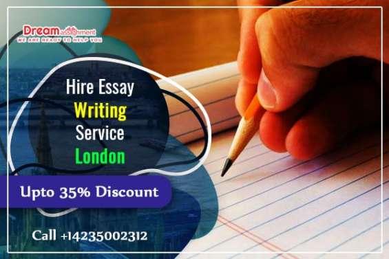 Hire essay writing service london