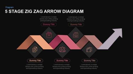 Arrow powerpoint templates
