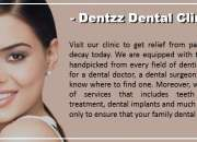The features of dental implants at a dentist in delhi