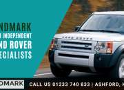 Experienced Land Rover Specialists in Kent