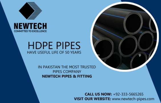 Hdpe pipes and their specifications