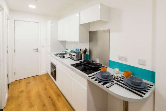Pictures of Luxury student accommodation london 3