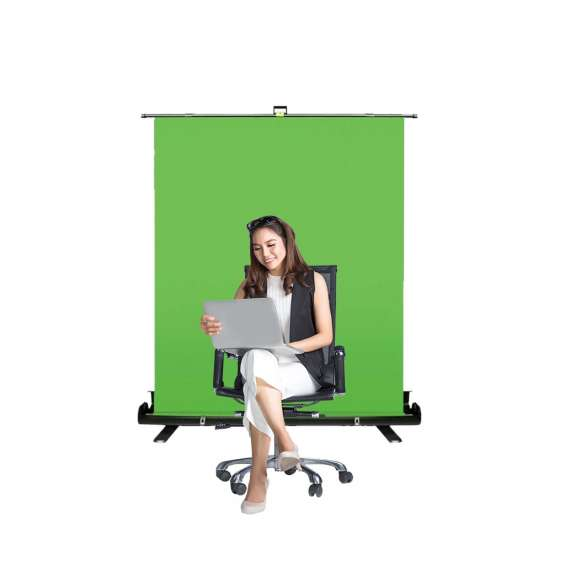 Collapsible backdrop | retractable background