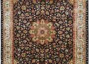 Shop beautiful Jewel Neel Ardabil silk area rug at Rugs and Beyond