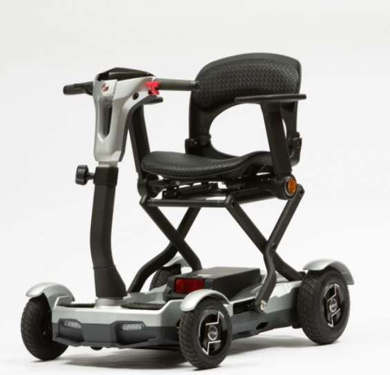 Buy knight electrofold mini travel mobility scooter