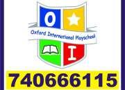 Oxford rt nagar school | 3 months short term teaching  | 1266 |