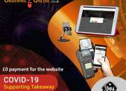 Online Ordering Website For Restaurants And Takeaway