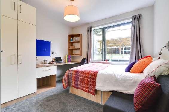 Iq arkwright house | cheap student accommodation bradford