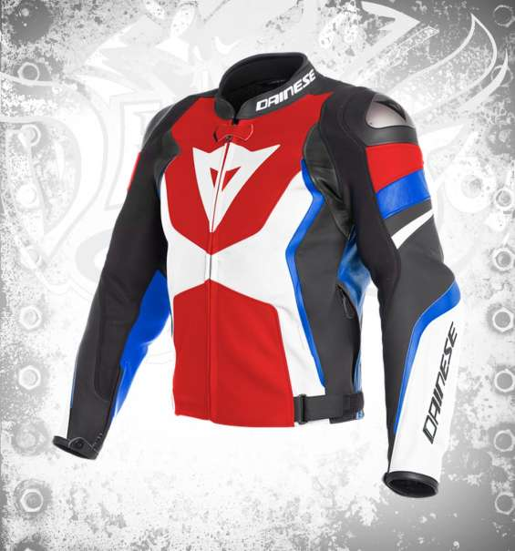 Ducati motorcycle leather jacket