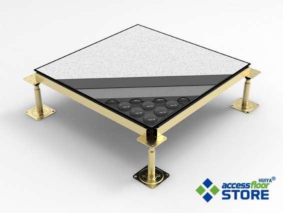 Raised access floor system