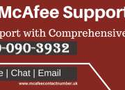 McAfee Troubleshoot Technical Blunders  0800–090–3932