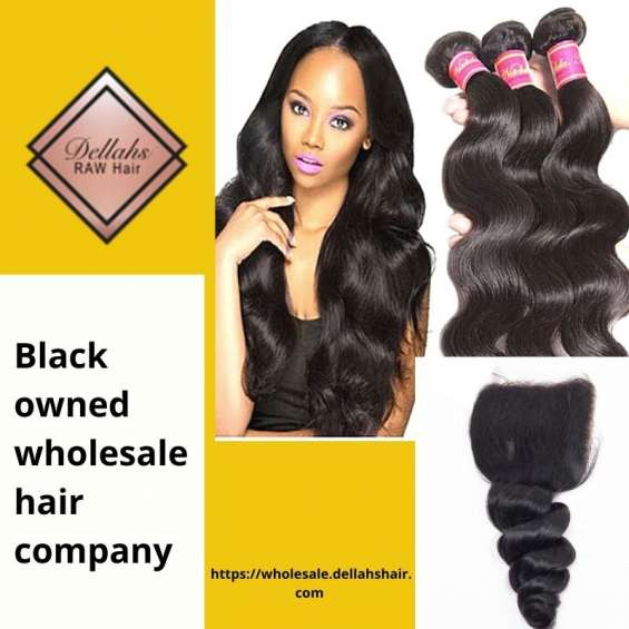 Black owned raw hair extensions london