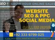 Digital Marketing | Social Media | SEO | PPC | Web & App Development