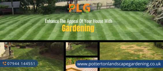Enhance the appeal of your house with gardening in brentwood