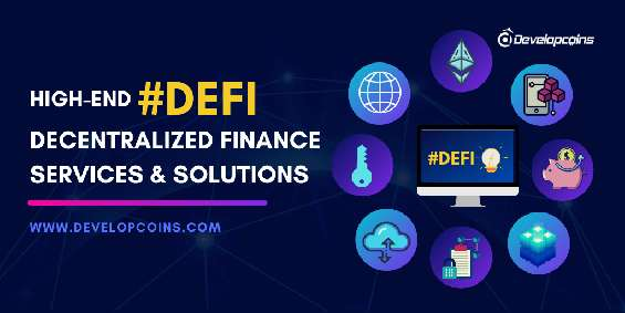 Defi platform development