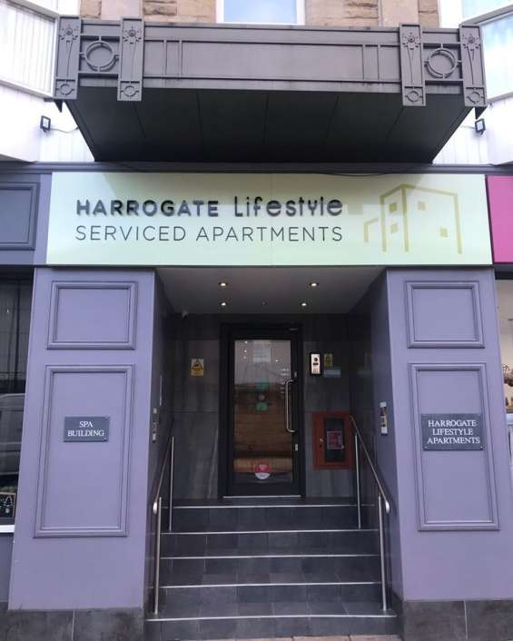 Harrogate apartments to rent