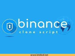 Binance clone script to start an exchange like binance