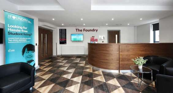 Looking for the foundry student accommodation in leeds
