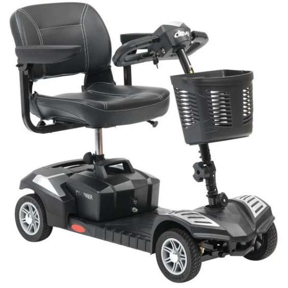 Scout mini explorer mobility scooter