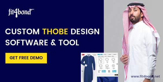 Thobe customization software | thobe design software madurai