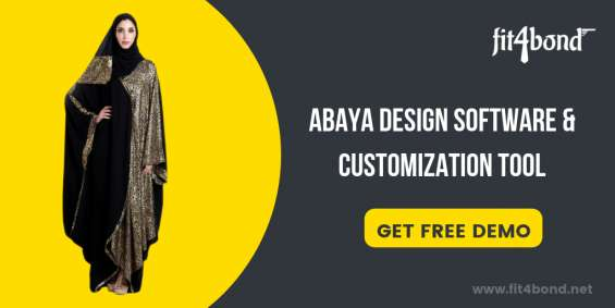 Get an abaya customization software in an affordable price.