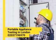 Portable Appliance Testing in London