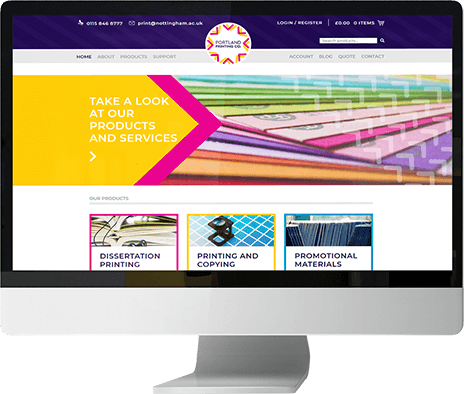Top web design agency in chesterfield