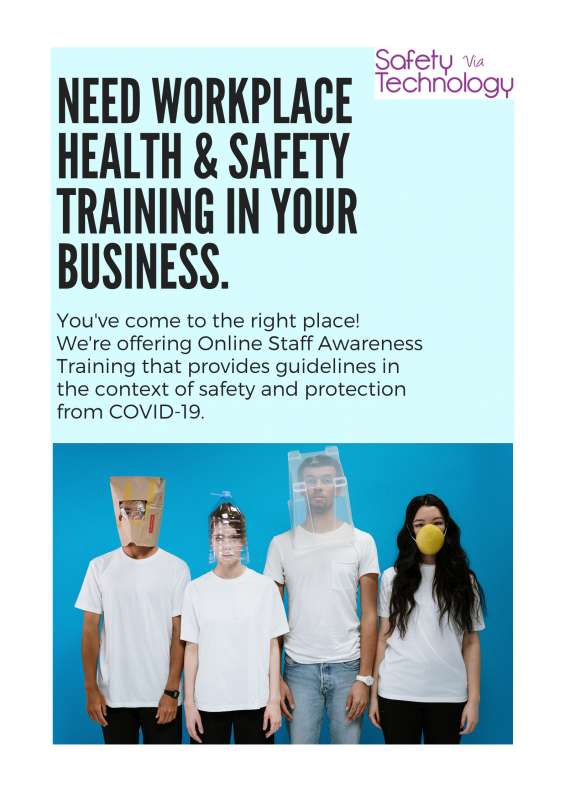 if you are a business leader or manager looking to manage the threat of coronavirus to your staff, then these free online covid-19 employee health and safety training courses are well worth a look! consult to workplace covid-19 health and safety consulta