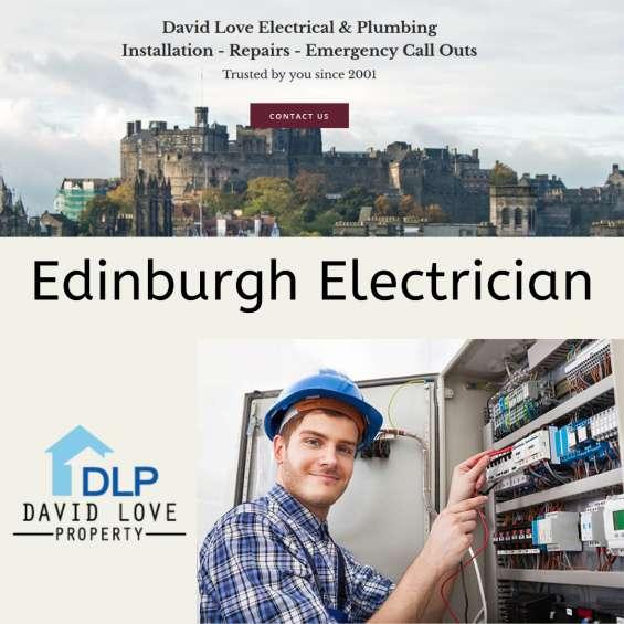 Electrician edinburgh