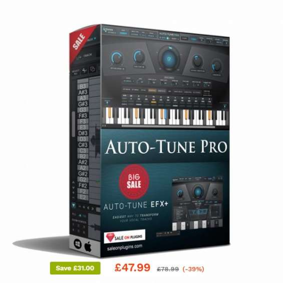Antares auto-tune pro is the most complete and advanced edition of auto-tune. it includes auto mode, for real-time correction and effects, graph mode, for detailed pitch and time editing, and the auto-key plug-in for automatic key and scale detection. it