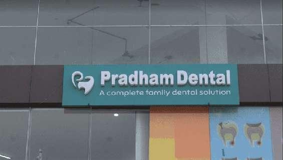 Best dental clinic in manikonda, hyderabad - pradham dental