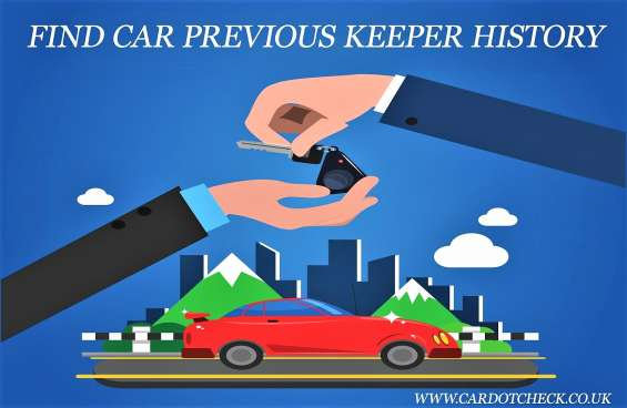 Check car previous owners