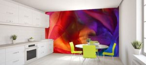 Make a naturally painted home with wall murals