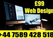 Website Design & Development Agency Manchester - Prices Starting from £99