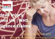 Head & Brain Injury Compensation Claims   NHS Negligence Claims
