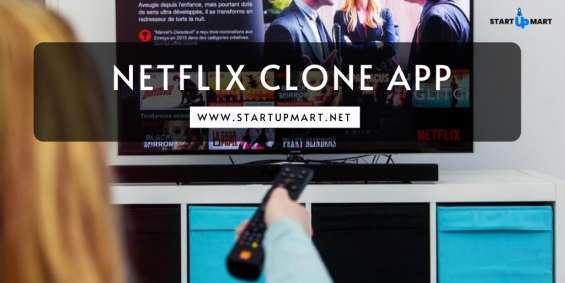 Create an on-demand video streaming app like netflix