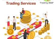 Trading360 provides best cryptocurrency's trading services in the uk