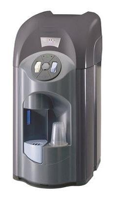 Plumbed water dispenser