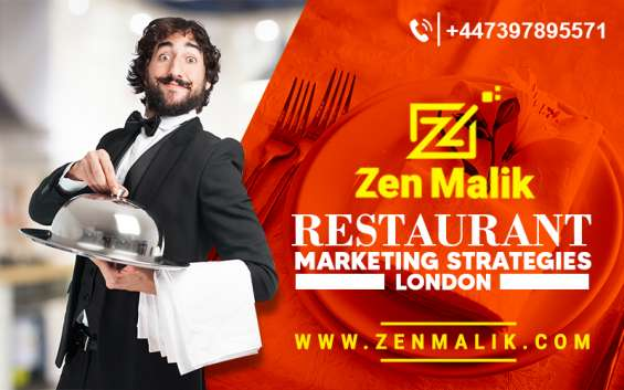 Expand your restaurant business with the help of restaurant marketing strategies