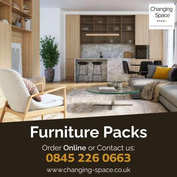 Furniture packs in uk