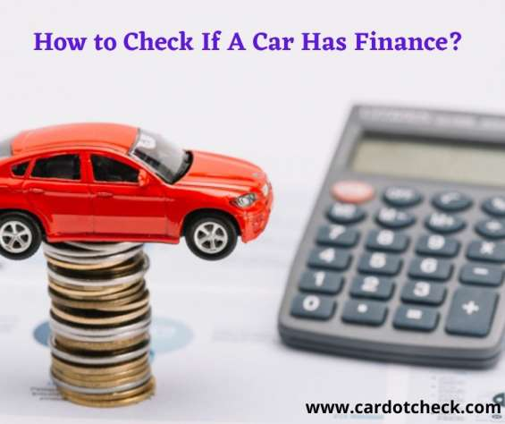 It's a smart thought to check a car before buying it since with used cars have a lot of history and it is best to check if car is on finance or if the past keeper yet has to settle the fund, this helps in avoiding unnecessary financial strain and helps bu
